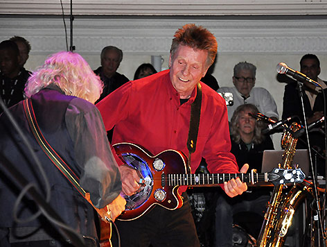 Albert Lee and Joe Brown