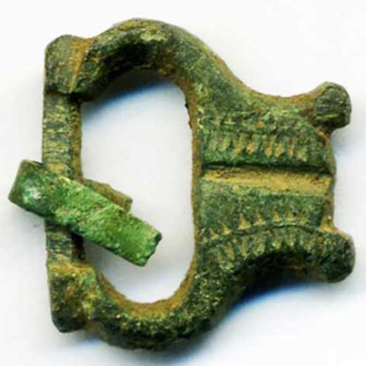 Buckle dated 1100-1350