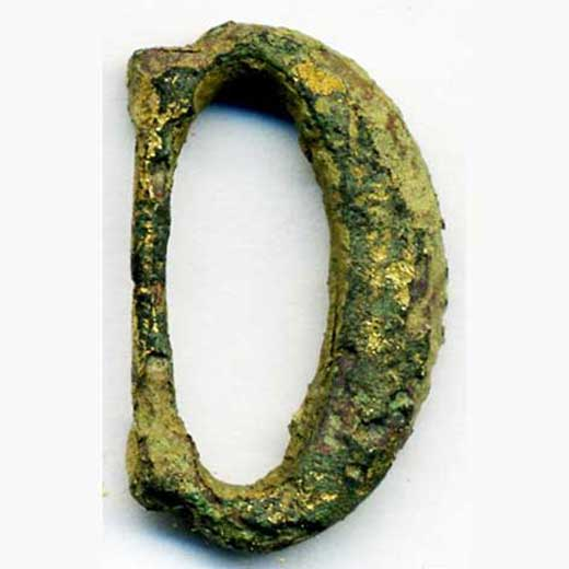 Buckle dated 1200-1350