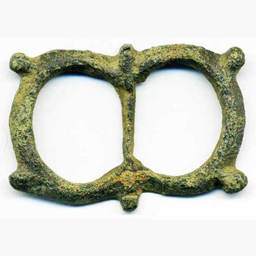Buckle dated 1575-1625
