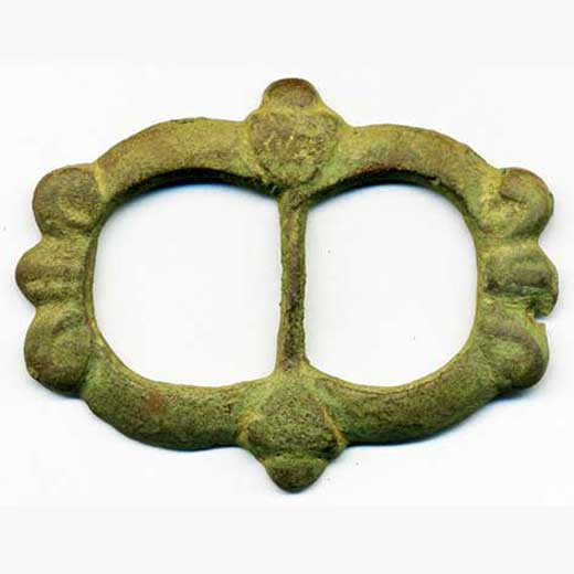 Buckle dated 1600-1750