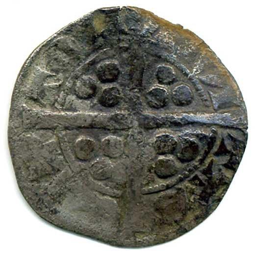 Edward I Penny (1302-1310)