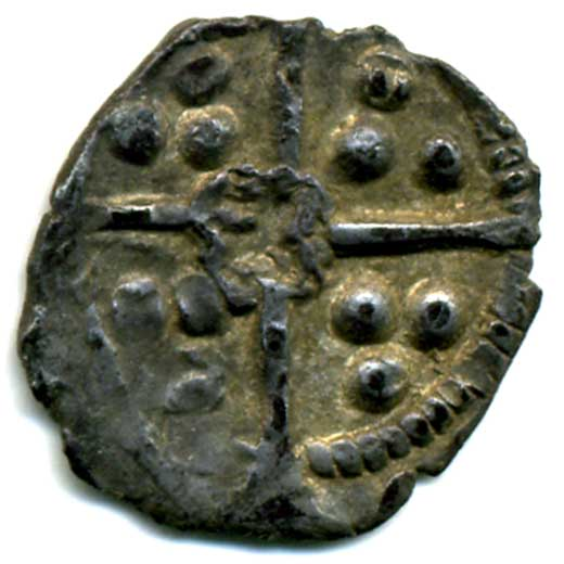 Counterfeit Penny (1400c)
