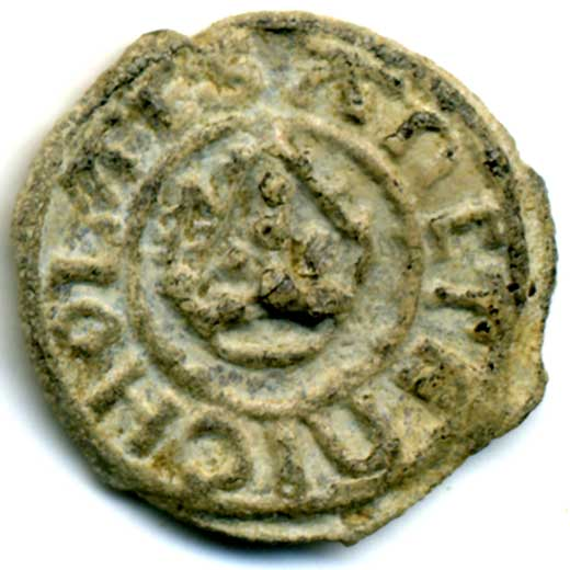 Boy Bishop Token (1480-1540)