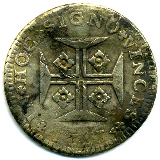 Portugal Gold Coin (1721)