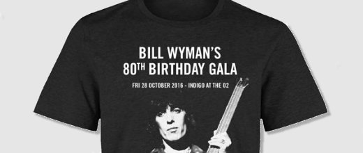 Shop Spotlight Exclusive 80th Birthday Gala Concert T Shirt