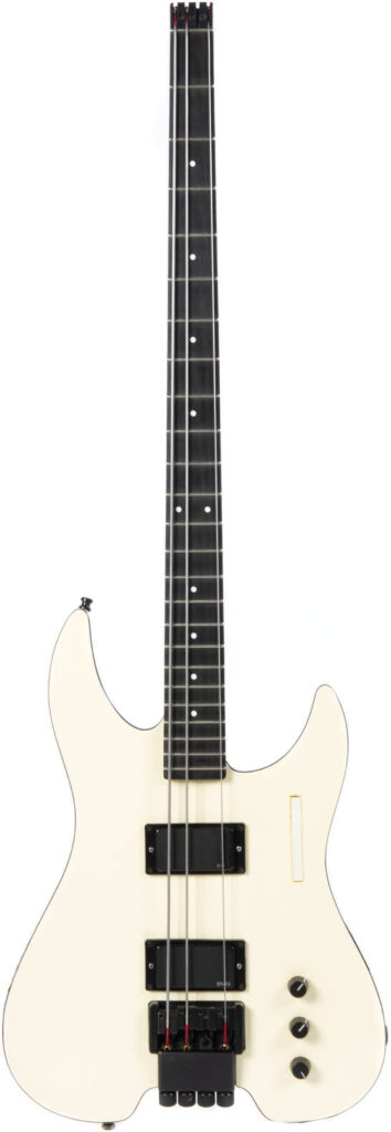 Bill Wyman Steinberger XM2 Bass White Finish - image 1